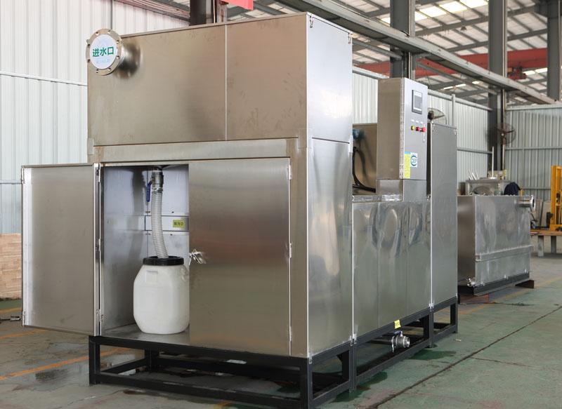 餐厨垃圾处理需求旺盛 油水分离器功能升级