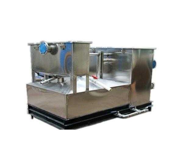 餐饮酒店食堂用油水分离器 解决餐饮食堂油水对环境的影响